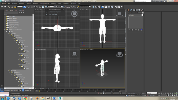 Moving Assets into Autodesk 3DSMax - MakeHuman Community Wiki
