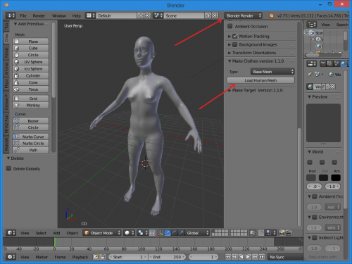 DocumentationTexture painting a skin in blender MakeHuman